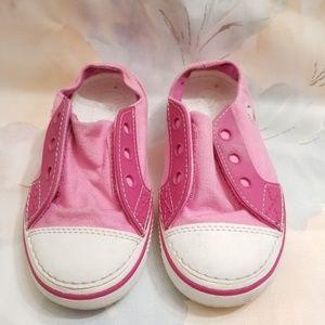 Crocs girls Sneakers toddler 11M